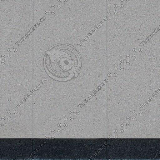 W124 stucco white concrete cement wall