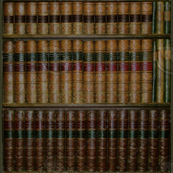 books bookcase leather texture