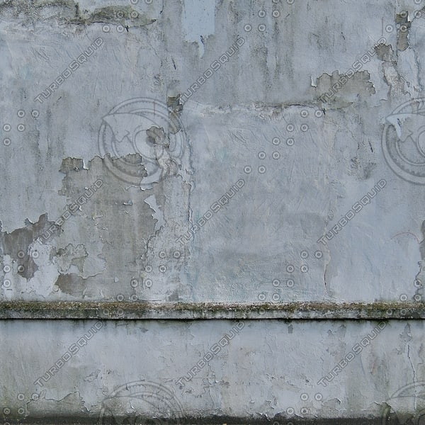 W374 weathered stucco wall texture
