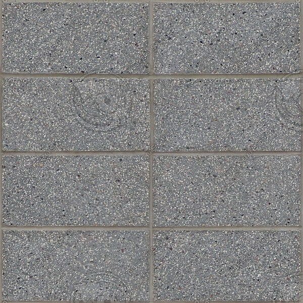 BL173 masonry blocks texture