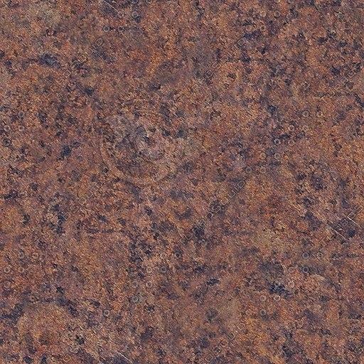 M065 rust texture