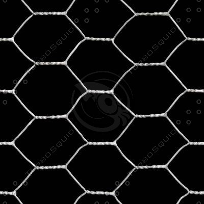 M183 metal wire fence texture