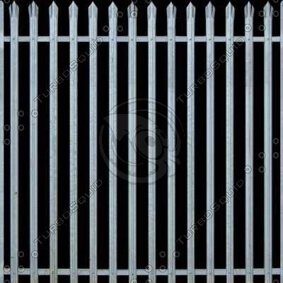 F013 Palisade metal fencing 1024