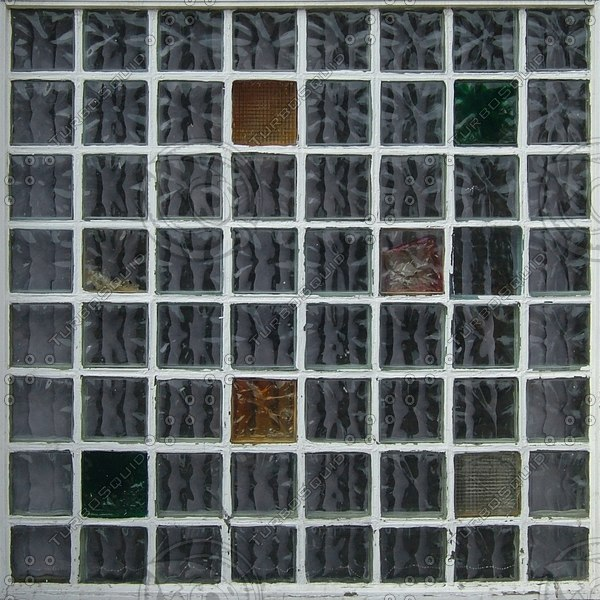 WND030 glass window tiles