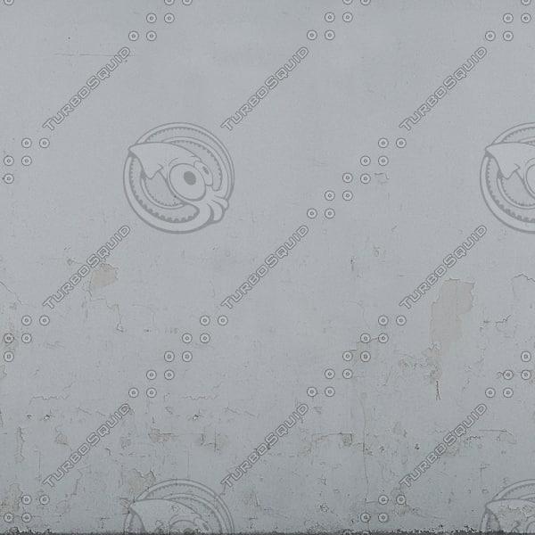 W391 stucco whitewashed wall