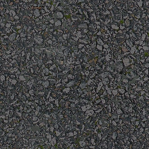G141 old road tarmac texture