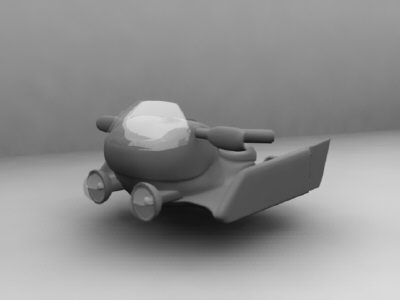 free ma model vehicle speeder