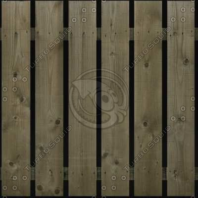 F012 wooden picket fence texture