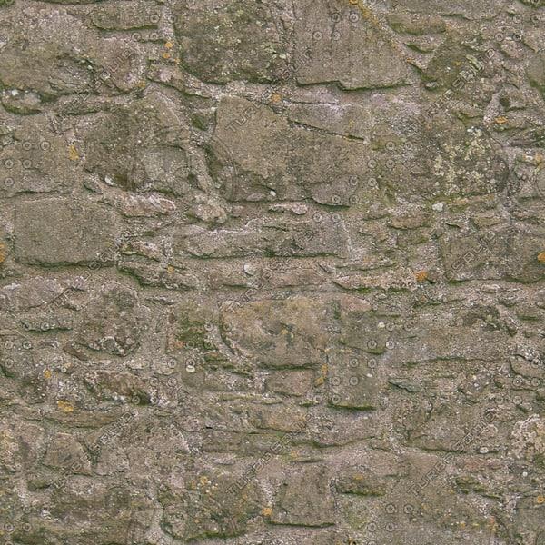 SW023 wall stone blocks