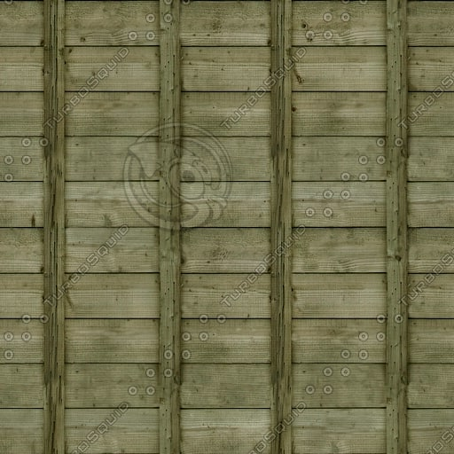 WD050 wooden fence rafters