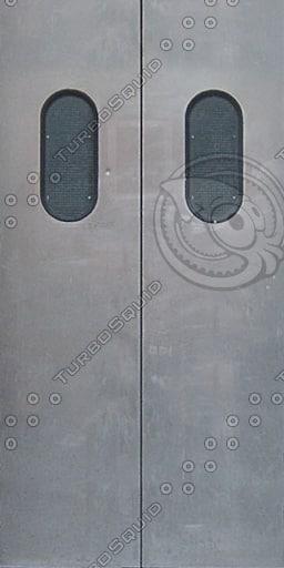 D028 elevator door texture