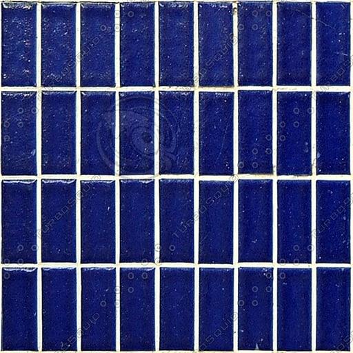 T001 blue ceramic tiles