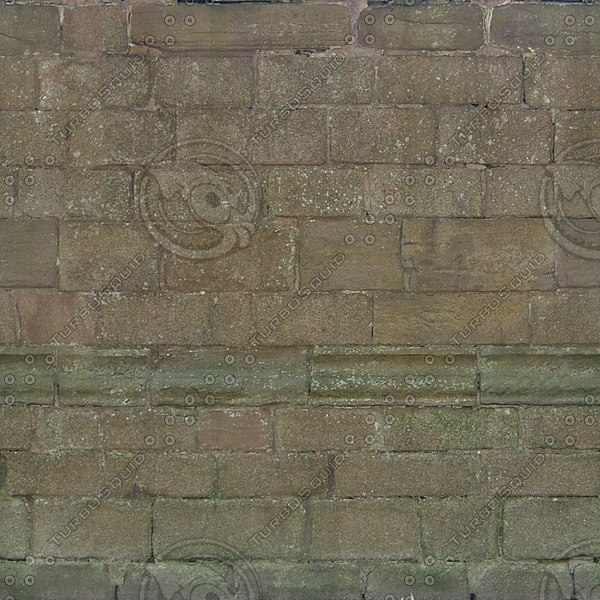 W329 sandstone church wall texture