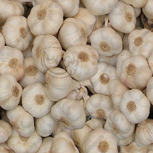 FD013 garlic bulbs vegetable
