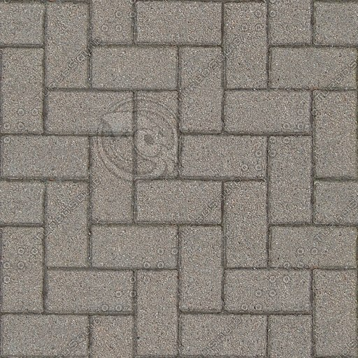 G164 brick paving sidewalk 512