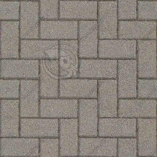 G164 brick paving sidewalk 512