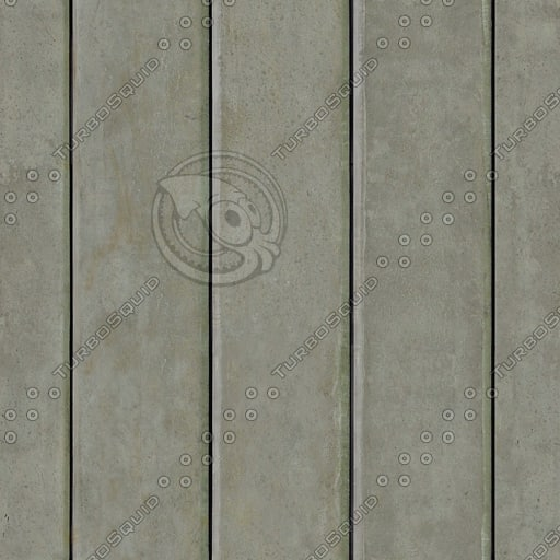 C105 concrete wall panels texture 512