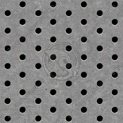 M152 perforated punched metal texture