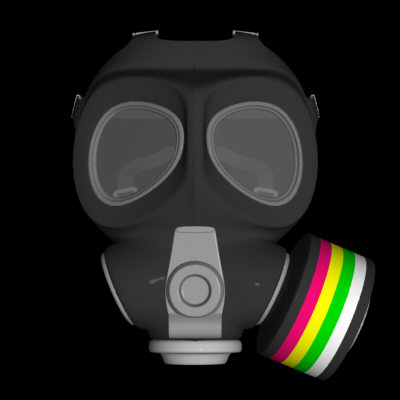 Gas Mask (3DS)