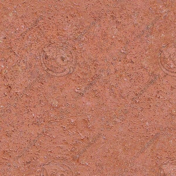 M163 high detail rust texture