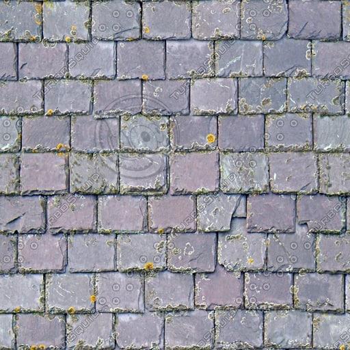 R002 slate roof tiles