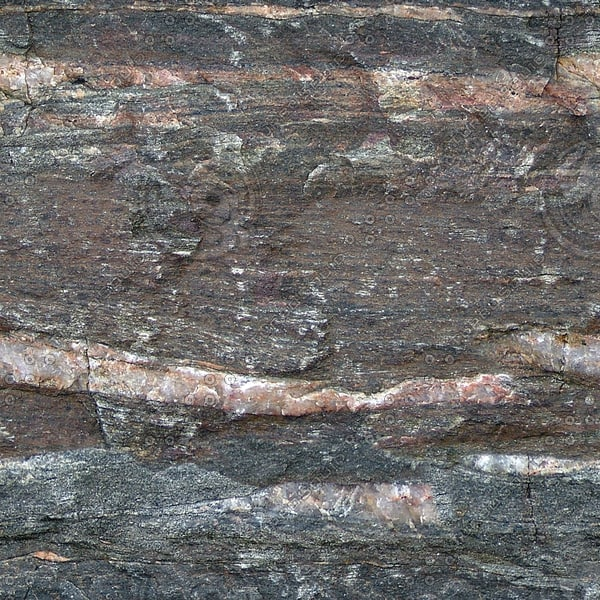 RS044 quartz granite rock texture