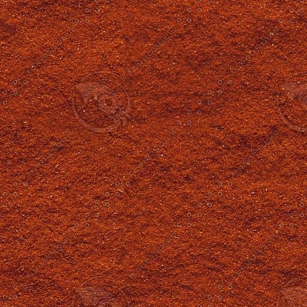 FD025 paprika spice texture
