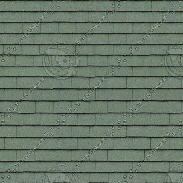 R088 slate roof tiles green