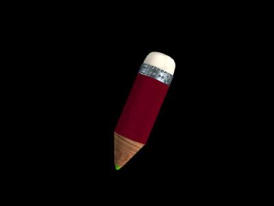 max pencil