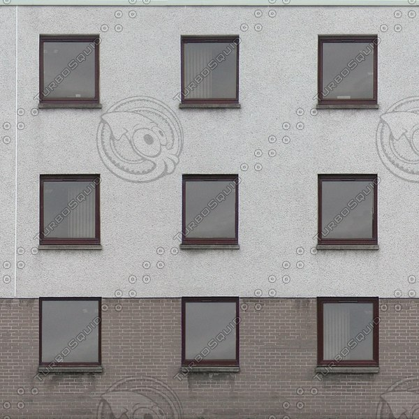 BF101 office windows facade