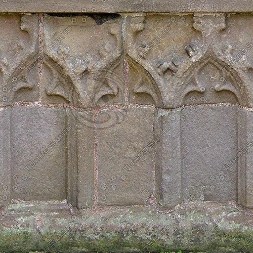 W343 crypt tomb gravestone texture