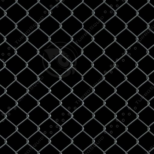 M054 chain link fence