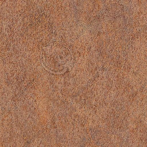 M164 rust texture