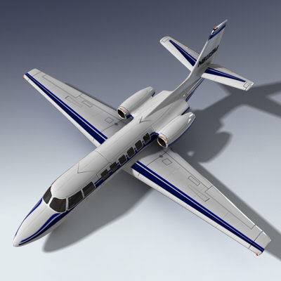 3d corporate jet - Corporate Jet Aircraft... by Adam Walker Film