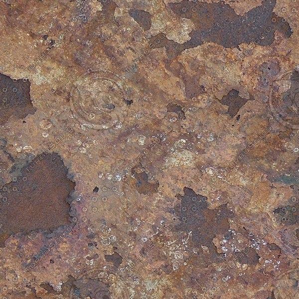 M167 rusty  beam girder metal texture