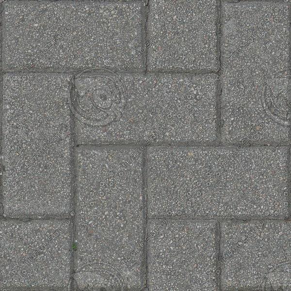 G349 brick sidewalk paving texture