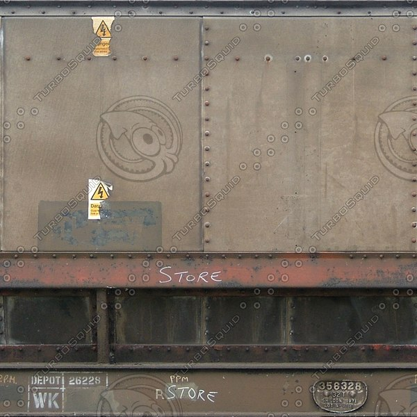 M154  freight train wagon texture