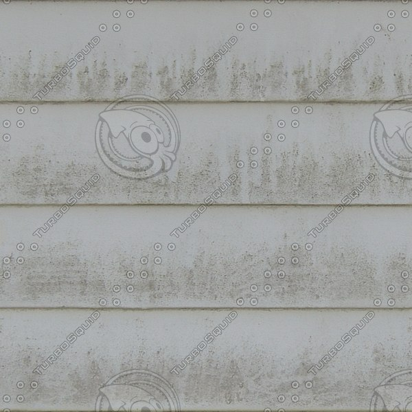 WD149 white clapboard wall texture