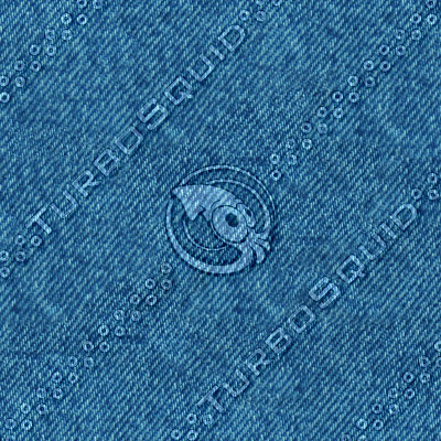 Tileable jeans fabric