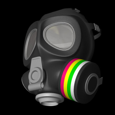 Gas Mask (LW)