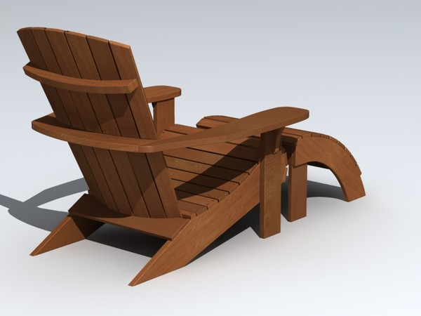 obj patio furniture set - patio_set_1_(max6).zip... by monkeyodoom