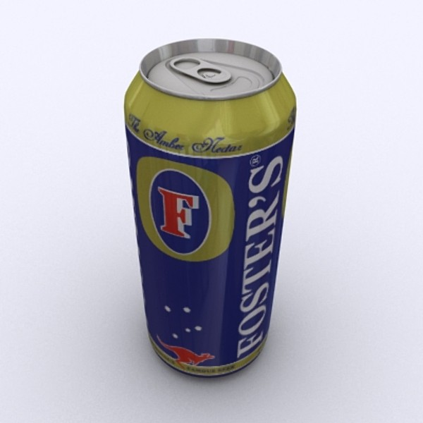 Beer Can - Fosters