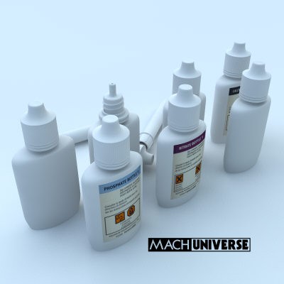 lightwave reef aquarium test kit - Aquarium Test Kit... by machuniverse