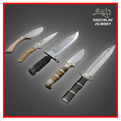 Dagger combat knives PACK