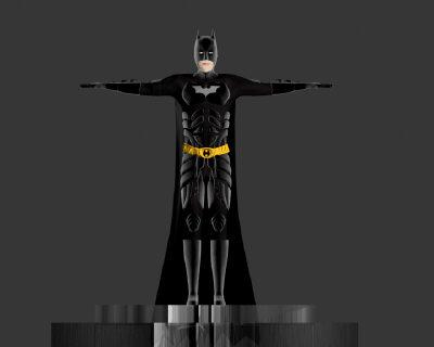 3ds max batman
