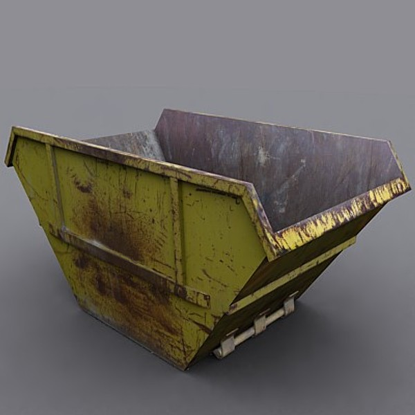 maya large skip rusty - COZ091023027... by CoSwiz