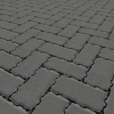 G023 interlocking brick paving sidewalk