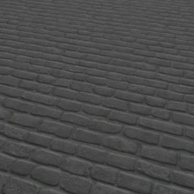 G025 old cobblestones belgian blocks