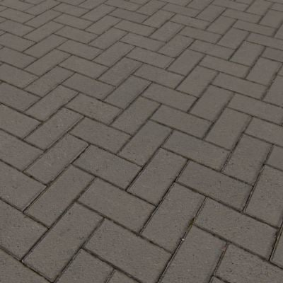 G029 sidewalk brick paving