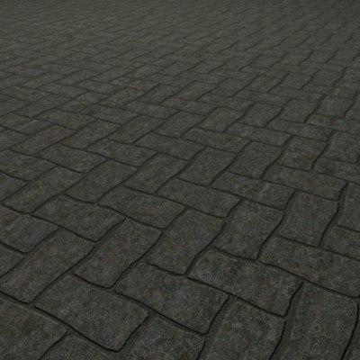 G144 brick road texture